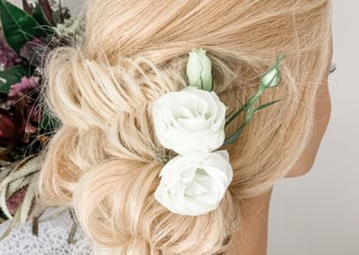 Gold Coast Wedding hair boho Fishtail Braided Upstyle 1_web