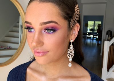 bright-pink-purple-lilac-eye-makeup-formal-prom-brunette-tanned-green-eyes-gold-coast-makeup-artist