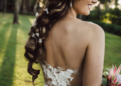 gabbingar-homestead-toowoomba-wedding-bride-bridesmaid- wedding-hair-updo-upstyle-fairytale